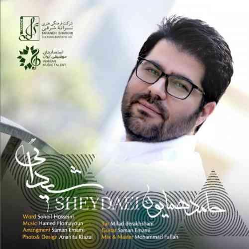 آهنگ شیدایی به نام حامد همایون