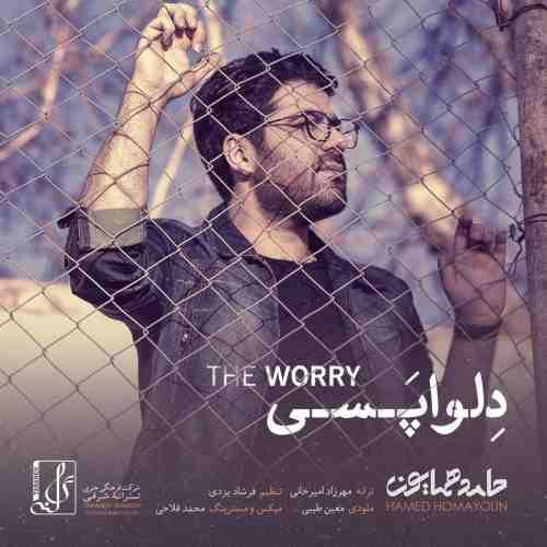 آهنگ دلواپسی به نام حامد همایون