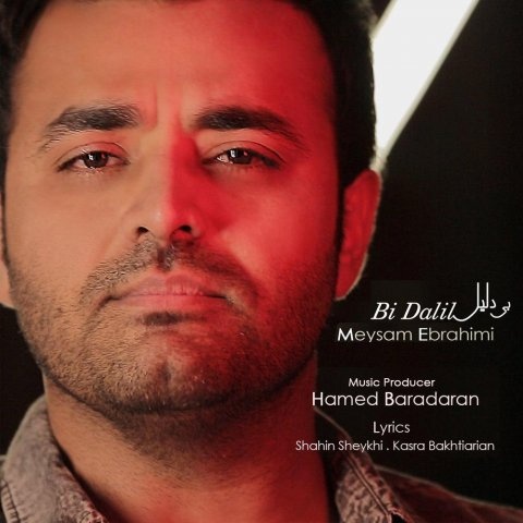آهنگ بی دلیل به نام میثم ابراهیمی