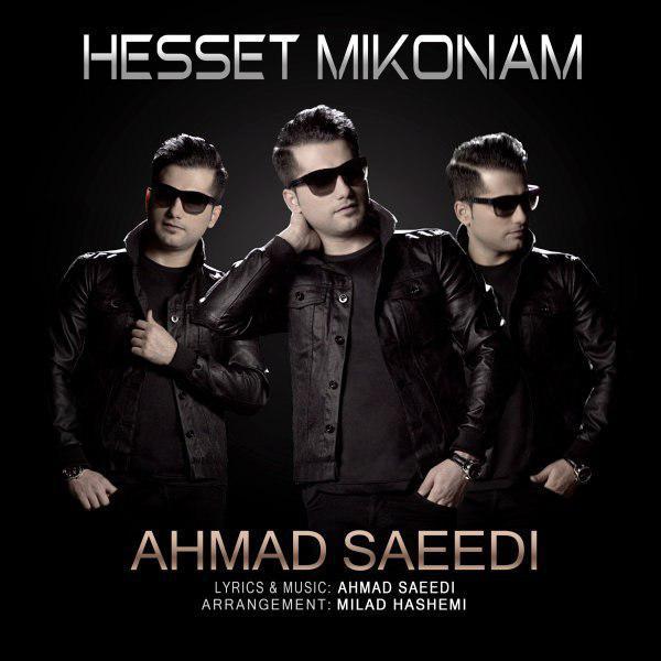 دانلود آهنگ حست میکنم احمد سعیدی